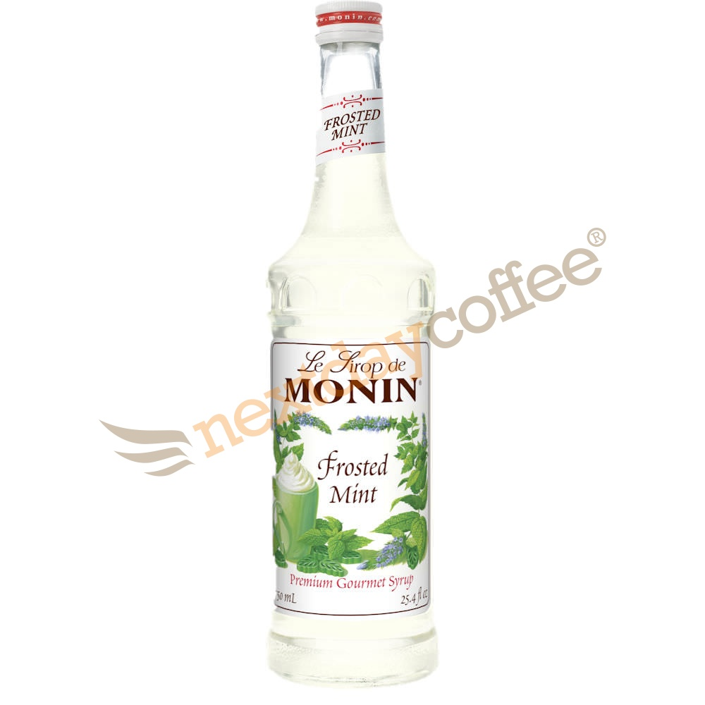 Monin Frosted Mint Syrup (700ml)