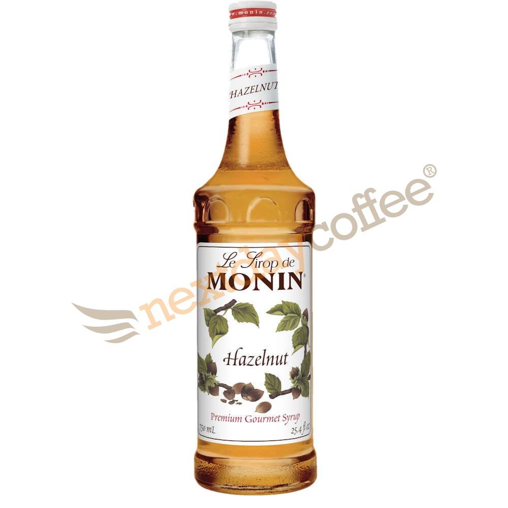 Monin Hazelnut Sugar Free Syrup (1 Litre)