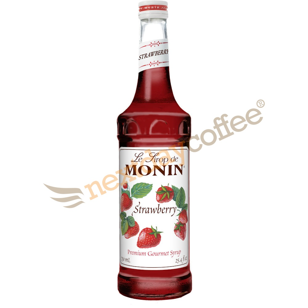 Monin Strawberry Syrup (1 Litre)