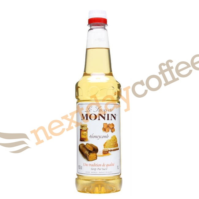 Monin Honeycomb Syrup (1 Litre)