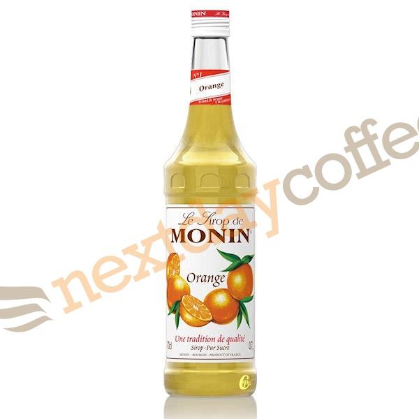 Monin Orange Syrup (700ml)