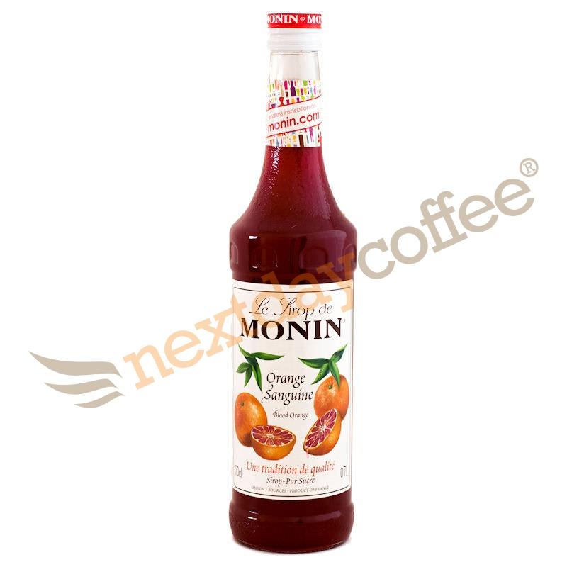 Monin Blood Orange Syrup (700ml)