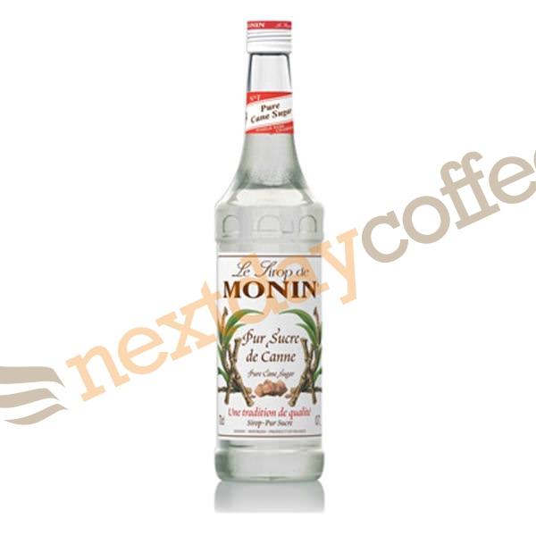 Monin Pure Cane Sugar Syrup (700ml)