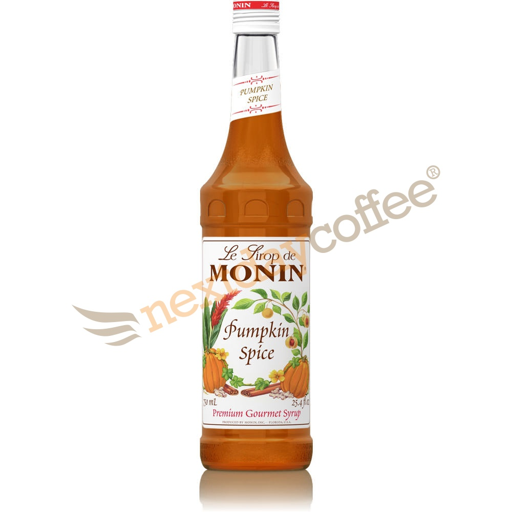 Monin Pumpkin Spice Syrup (700ml)