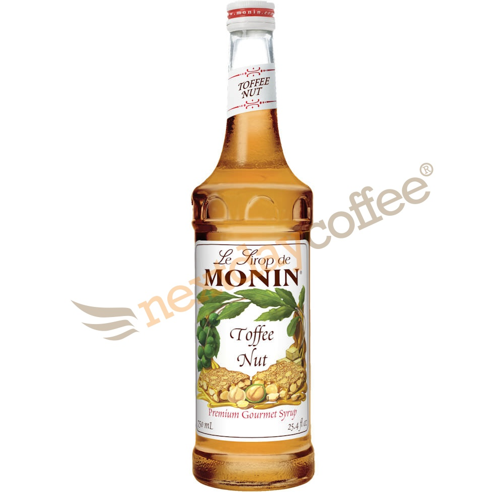Monin Toffee Nut Syrup (700ml)