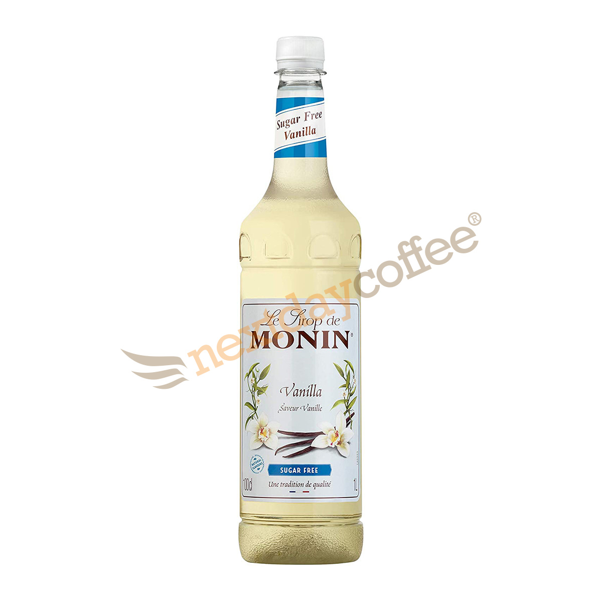 Monin Vanilla Sugar Free Syrup (1 Litre)