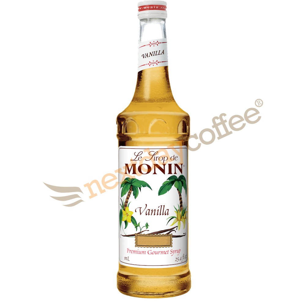 Monin Vanilla Syrup (700ml)
