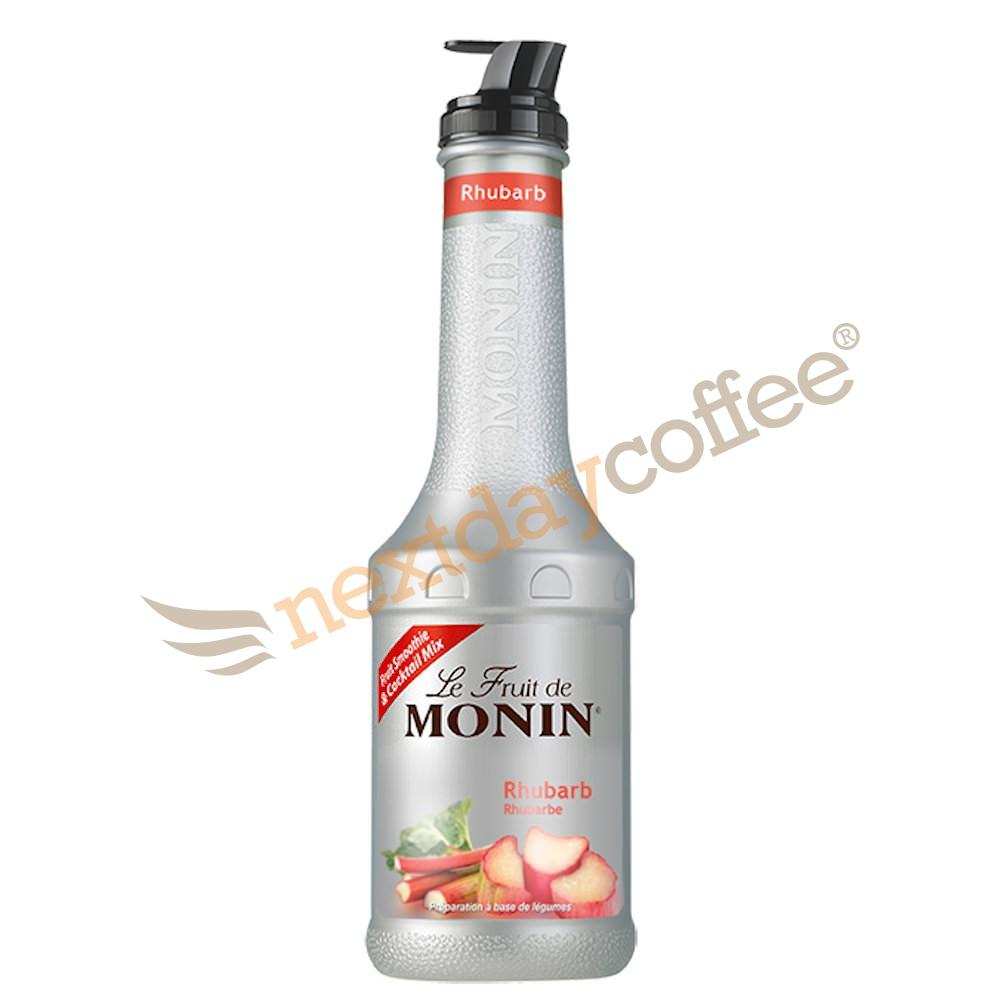 Monin Fruit Puree - Rhubarb (1 Litre)