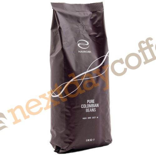 Nairobi Colombian Coffee Beans 100% Arabica (1kg)