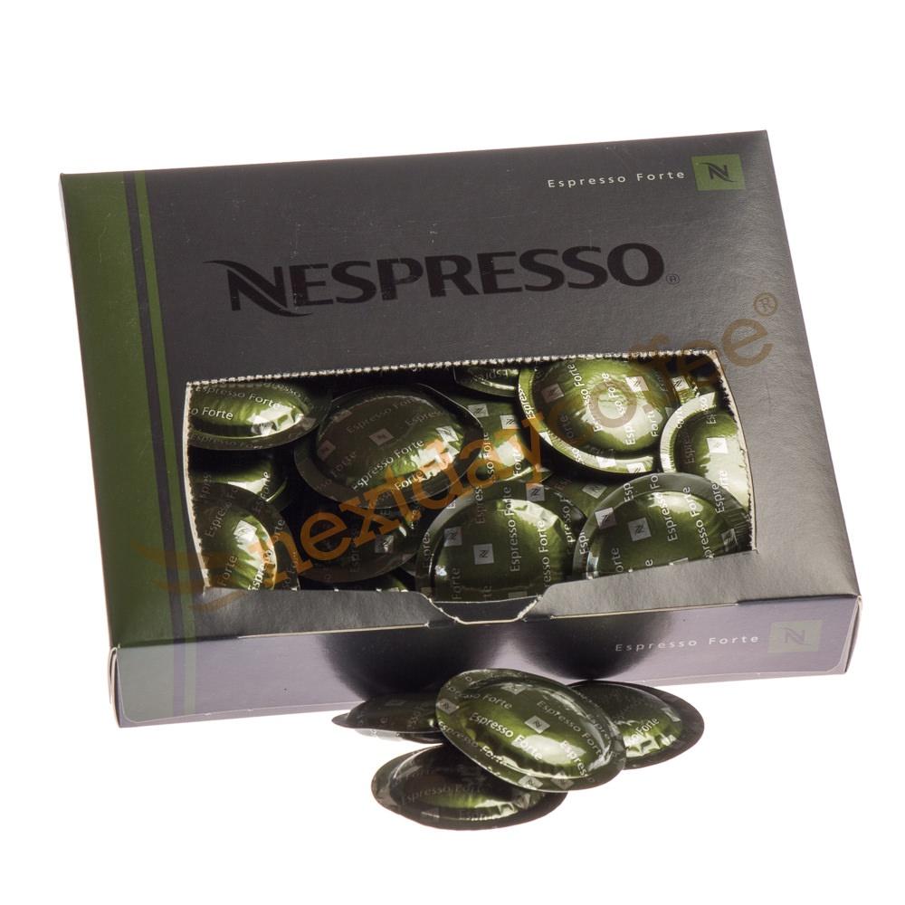 Nespresso Pro Commercial Pods - Espresso Forte (50)