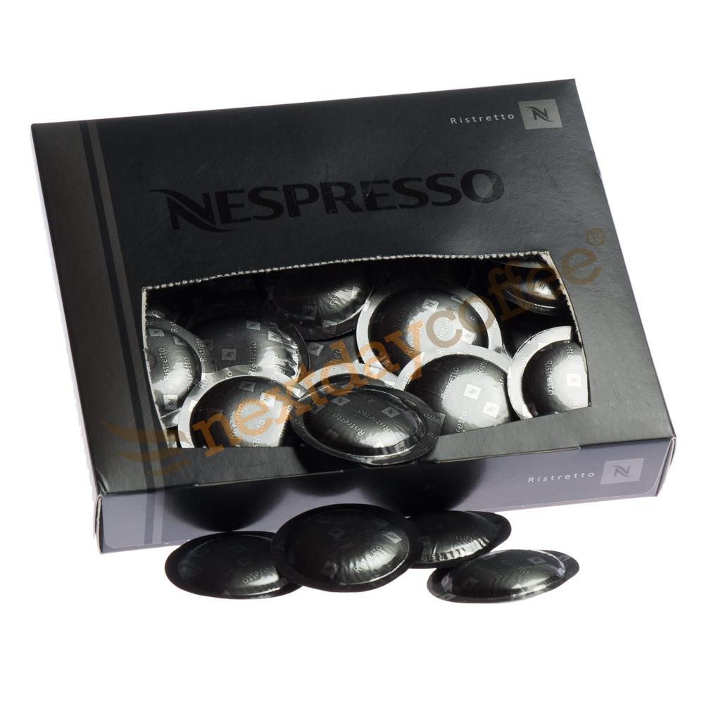 Nespresso Pro Commercial Pods - Ristretto (50)