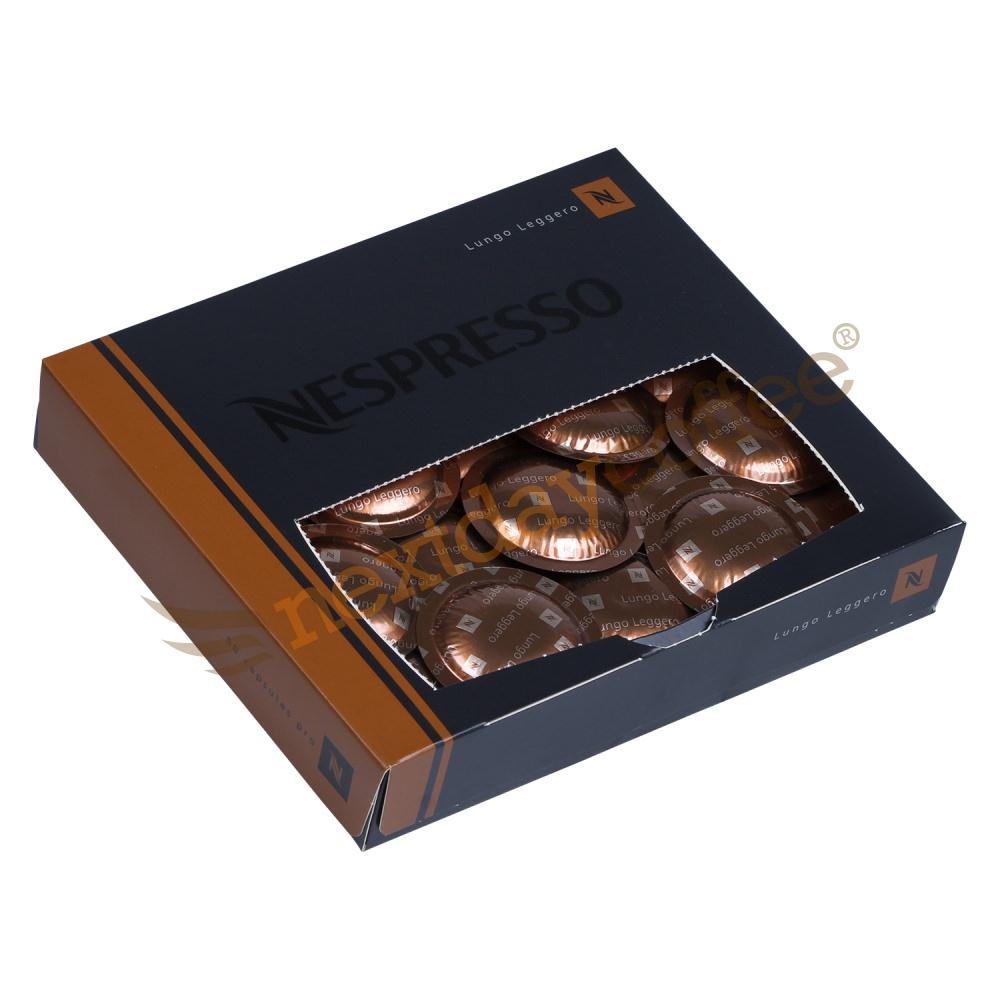 Nespresso Pro Commercial Pods - Lungo Leggero (50)