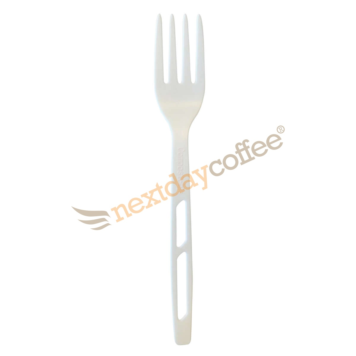 Compostable Plastic Fork (50)