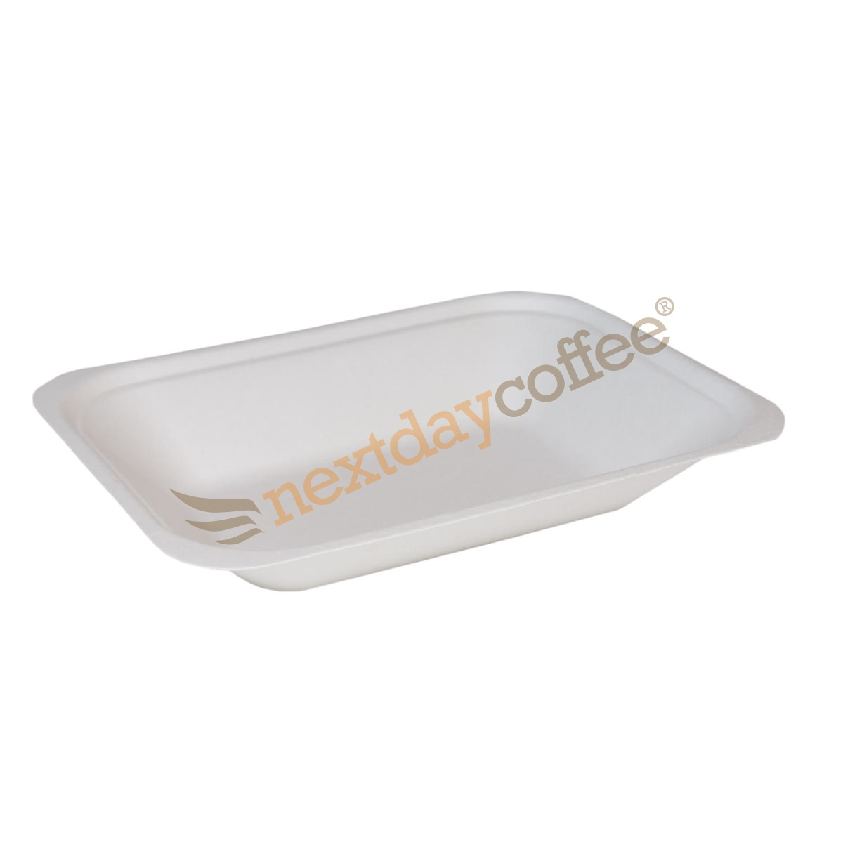 Bagasse Chip Tray (125)
