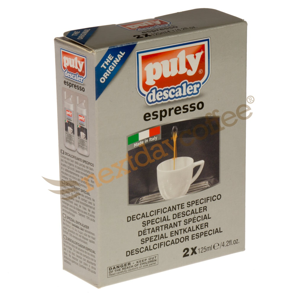 Puly Caff Descaler Sachets (2 x 125ml)