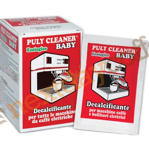 Puly Caff 'Baby' Descaler (10 x 30g)