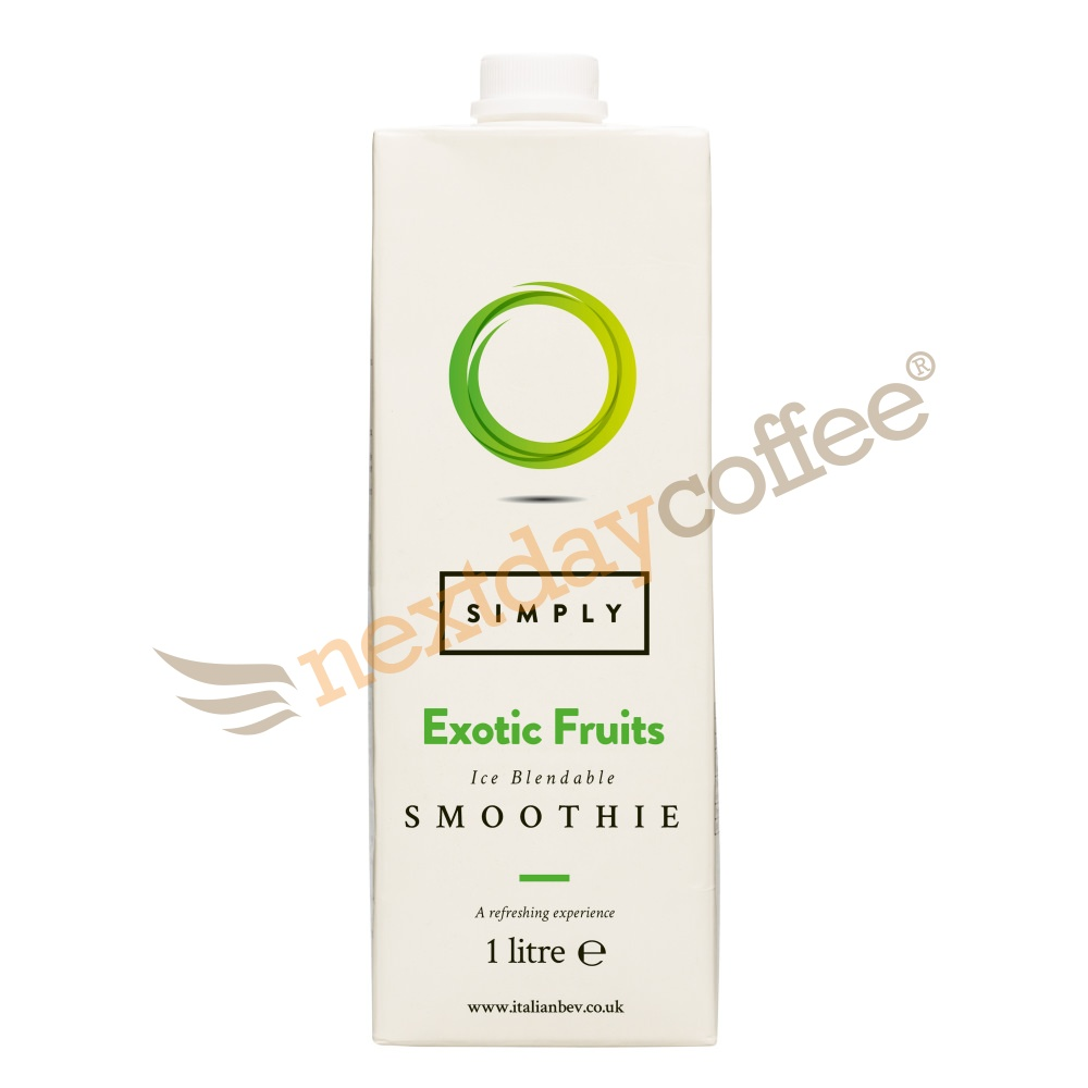 Simply Smoothie Mix - Exotic Fruits (1 litre)