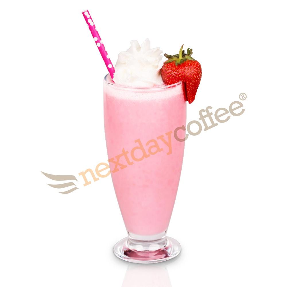 Amor Milkshake Powder - Strawberry (1kg)