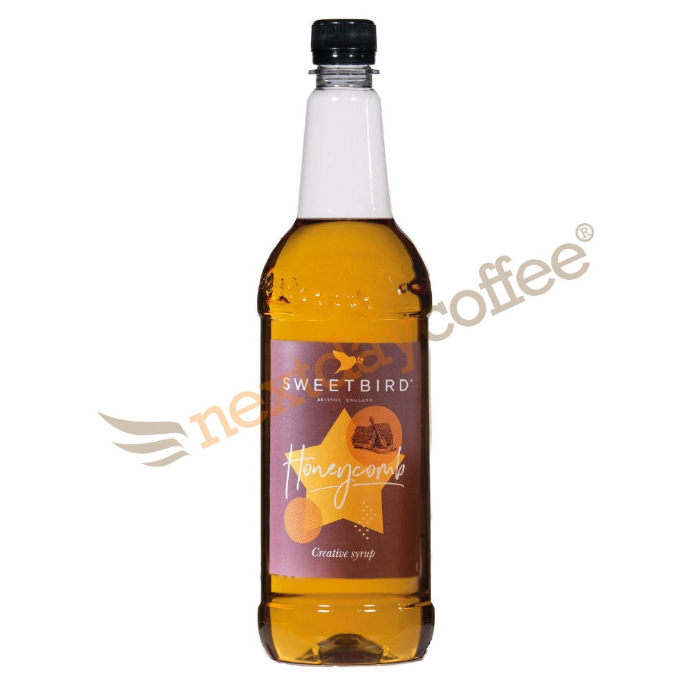 Sweetbird Honeycomb Syrup (1 Litre)