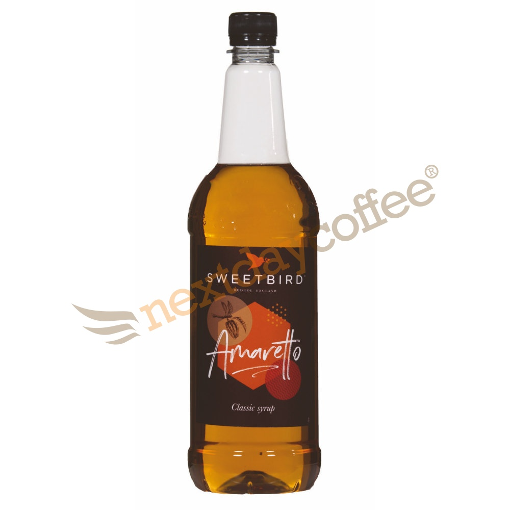 Sweetbird Amaretto Syrup (1 Litre)