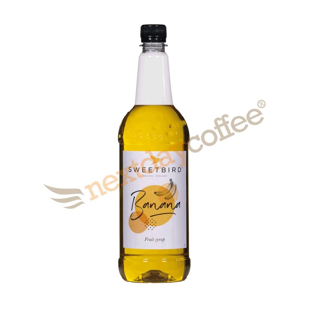 Sweetbird Banana Syrup (1 Litre)