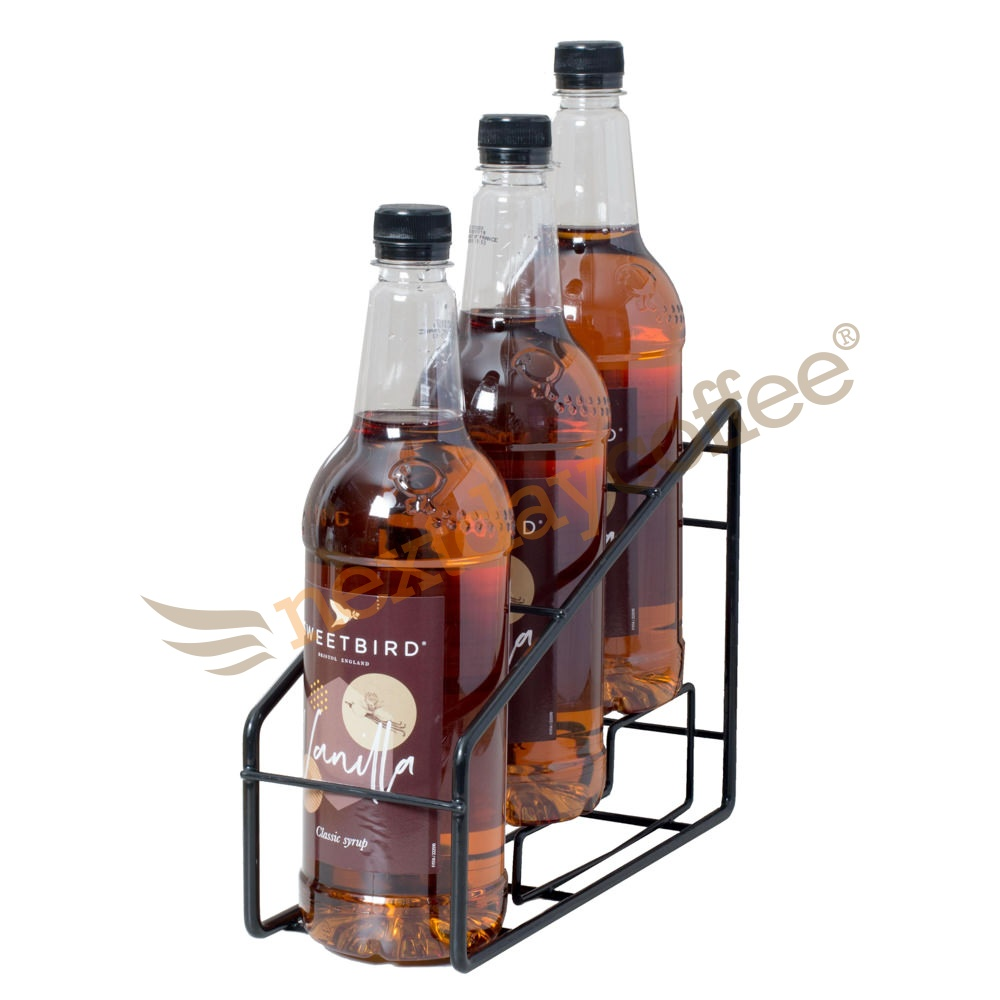 Sweetbird Bottle Display Rack Stand