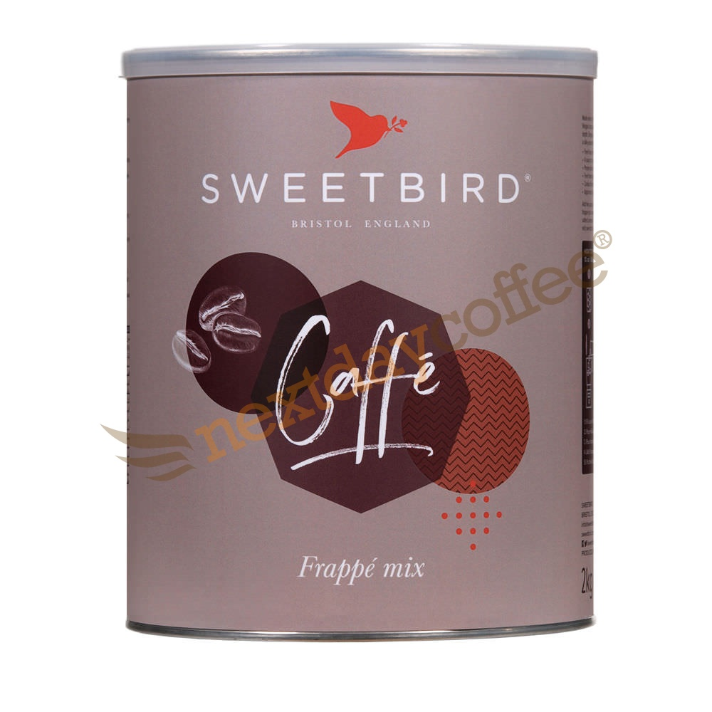 Sweetbird Frappe Mix - Caffe (2kg)