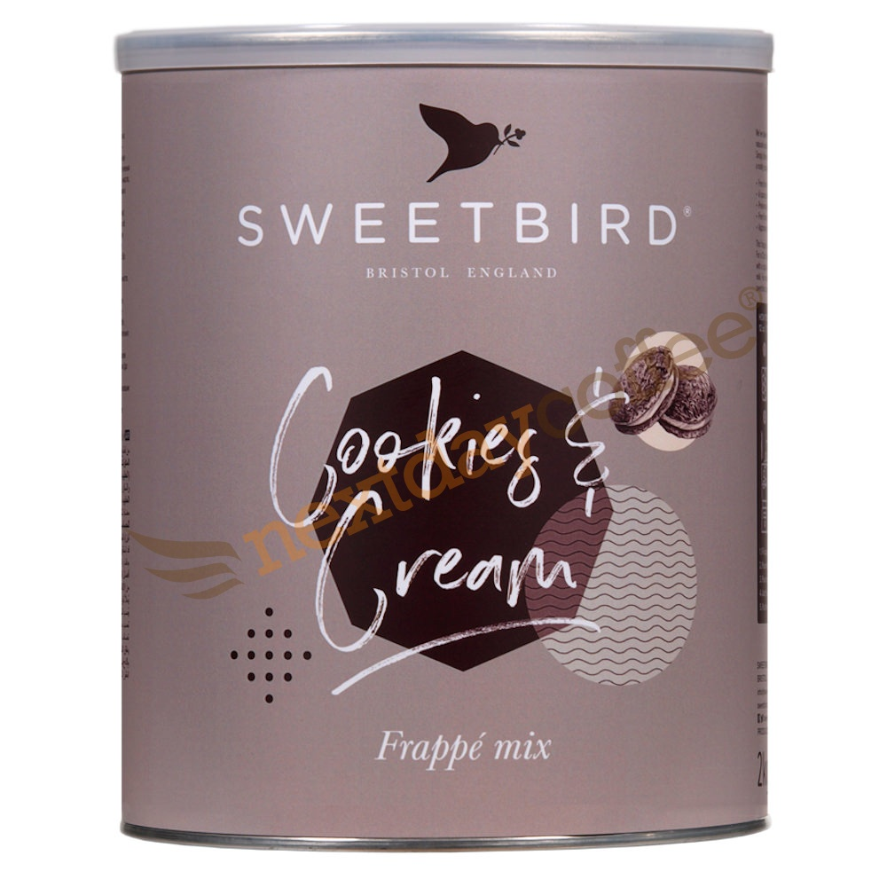 Sweetbird Cookies & Cream Frappe Mix (2kg)