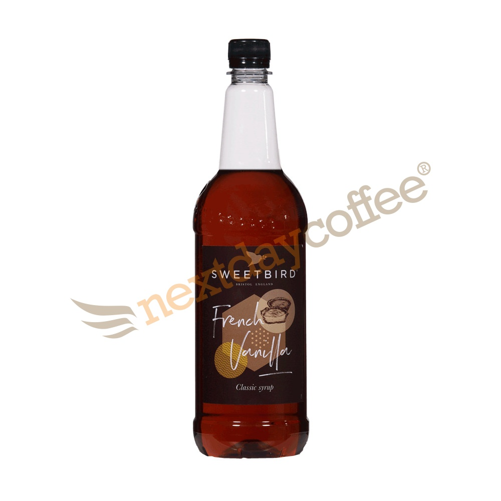 Sweetbird French Vanilla Syrup (1 Litre)