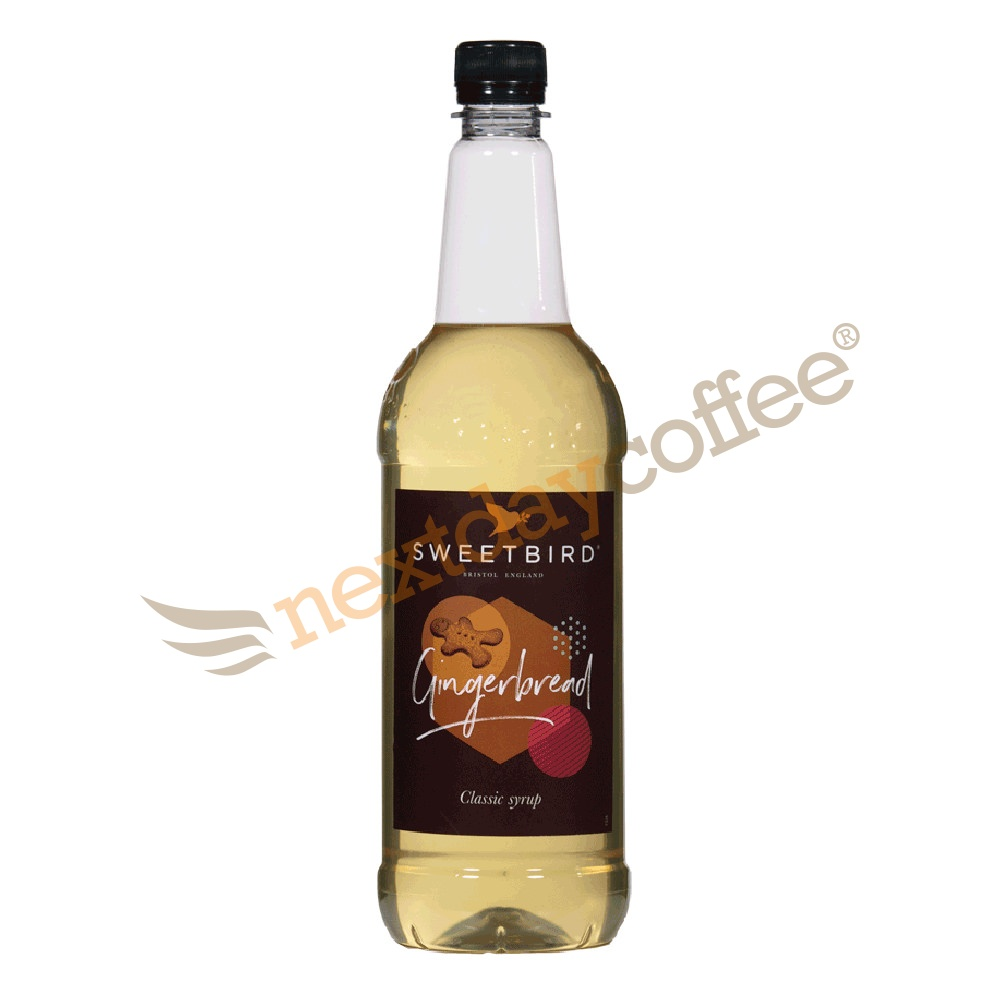 Sweetbird Gingerbread Syrup (1 Litre)
