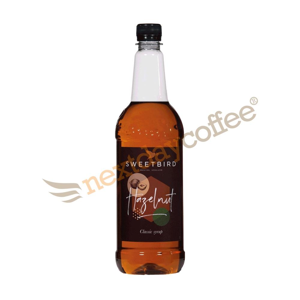 Sweetbird Hazelnut Syrup (1 Litre)