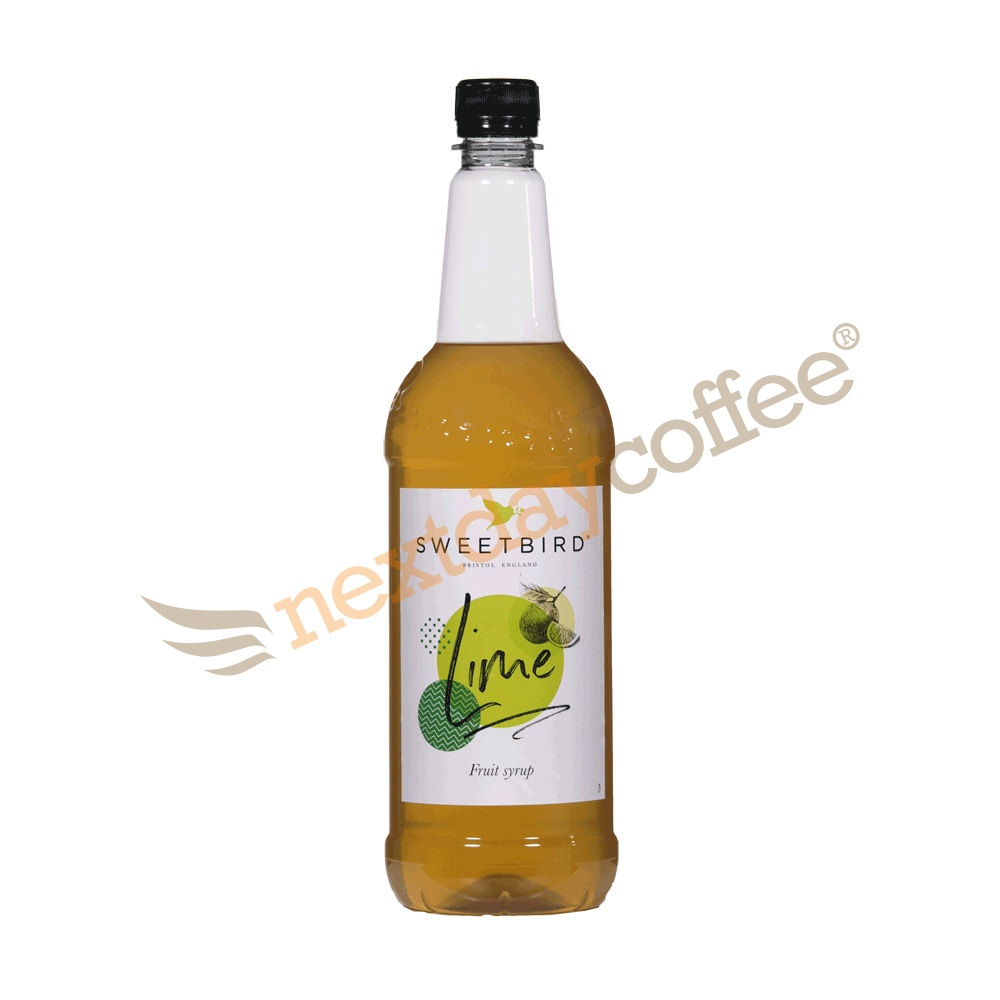 Sweetbird Lime Syrup (1 Litre)