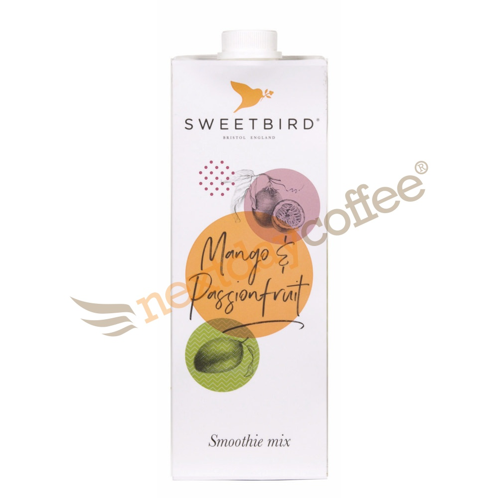 Sweetbird Mango & Passion Fruit Smoothie (1 Litre)