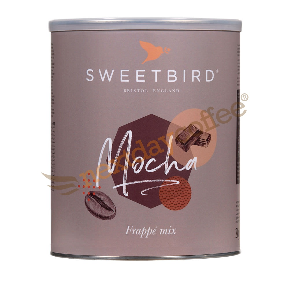 Sweetbird Frappe Mix - Mocha (2kg)
