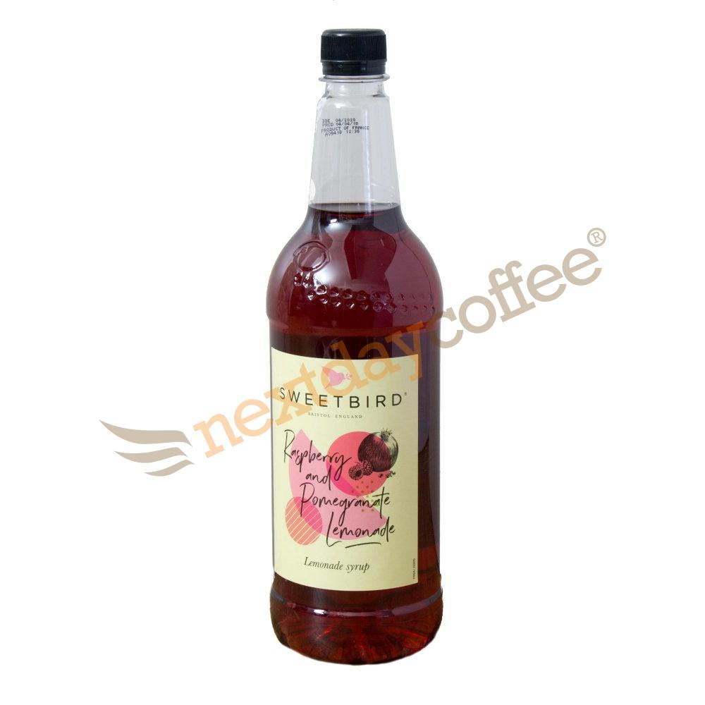 Sweetbird Raspberry and Pomegranate Lemonade (1 Litre)