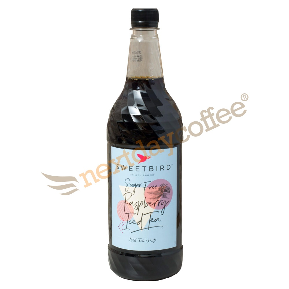 Sweetbird Raspberry Sugar Free Iced Tea (1 Litre)