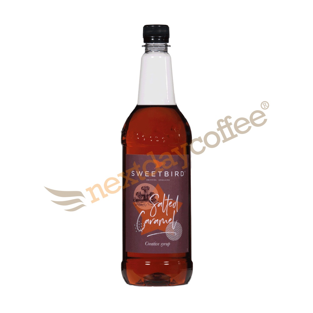 Sweetbird Salted Caramel Syrup (1 Litre)