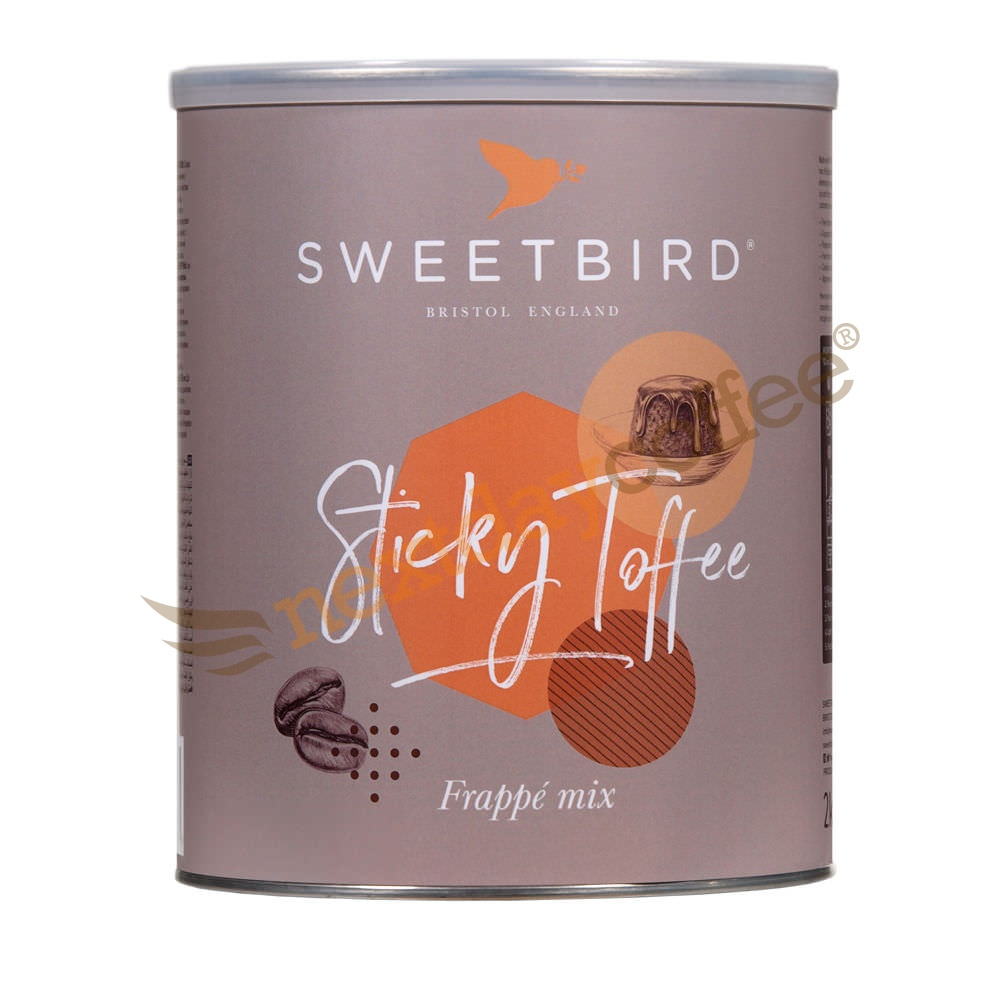 Sweetbird Frappe Mix - Sticky Toffee (2kg)