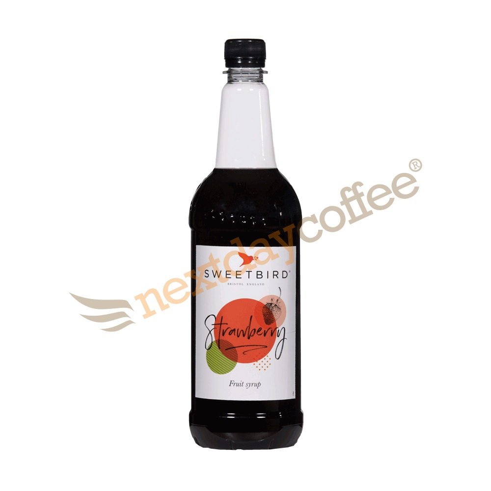 Sweetbird Strawberry Syrup (1 Litre)