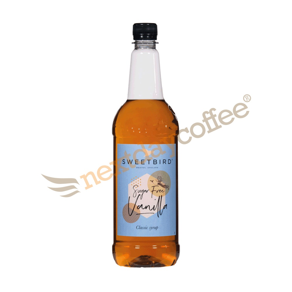 Sweetbird Vanilla Sugar Free Syrup (1 Litre)