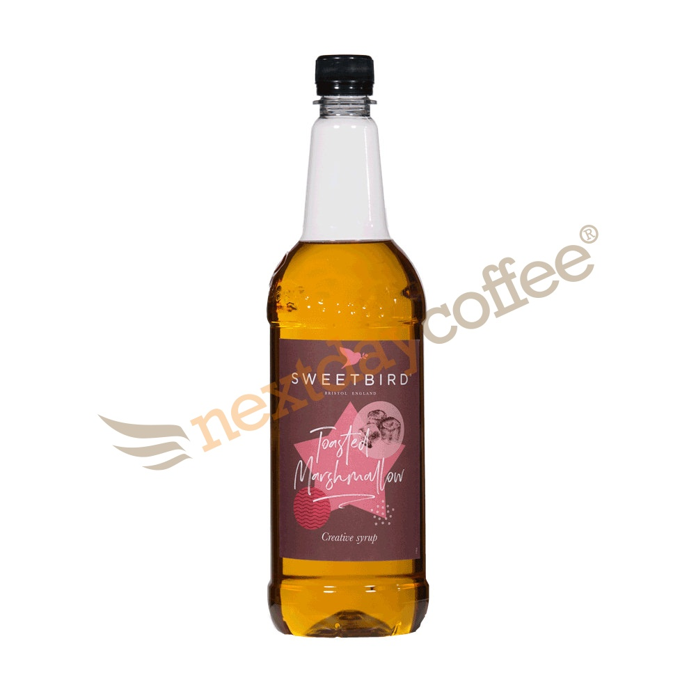 Sweetbird Toasted Marshmallow Syrup (1 Litre)