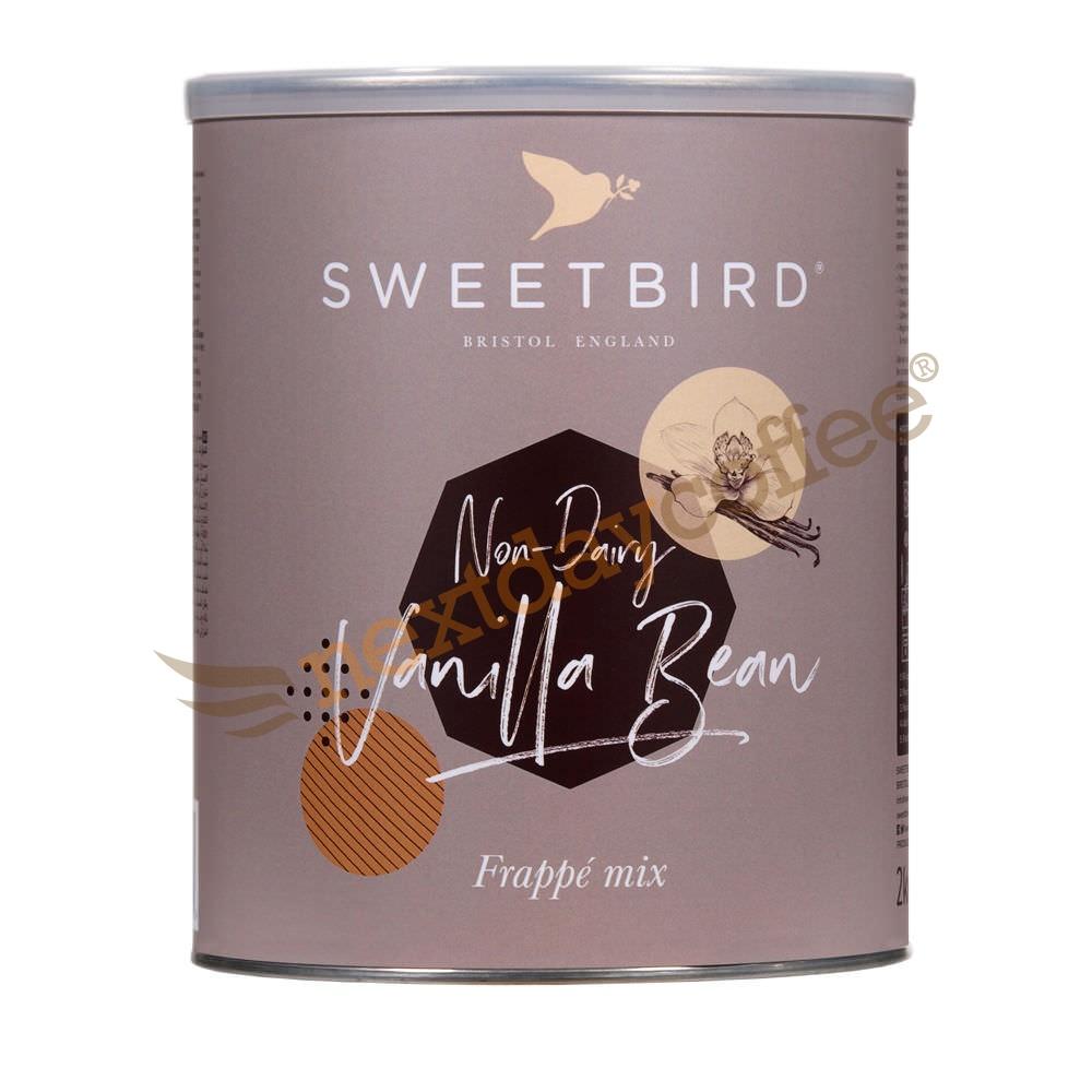 Sweetbird Frappe Mix - Vanilla Bean Non-Dairy (2kg)