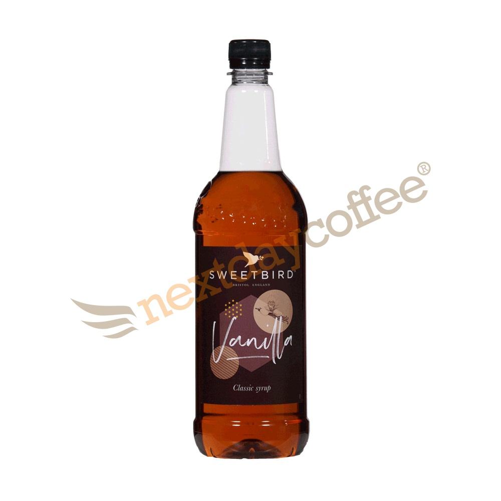 Sweetbird Vanilla Syrup (1 Litre)
