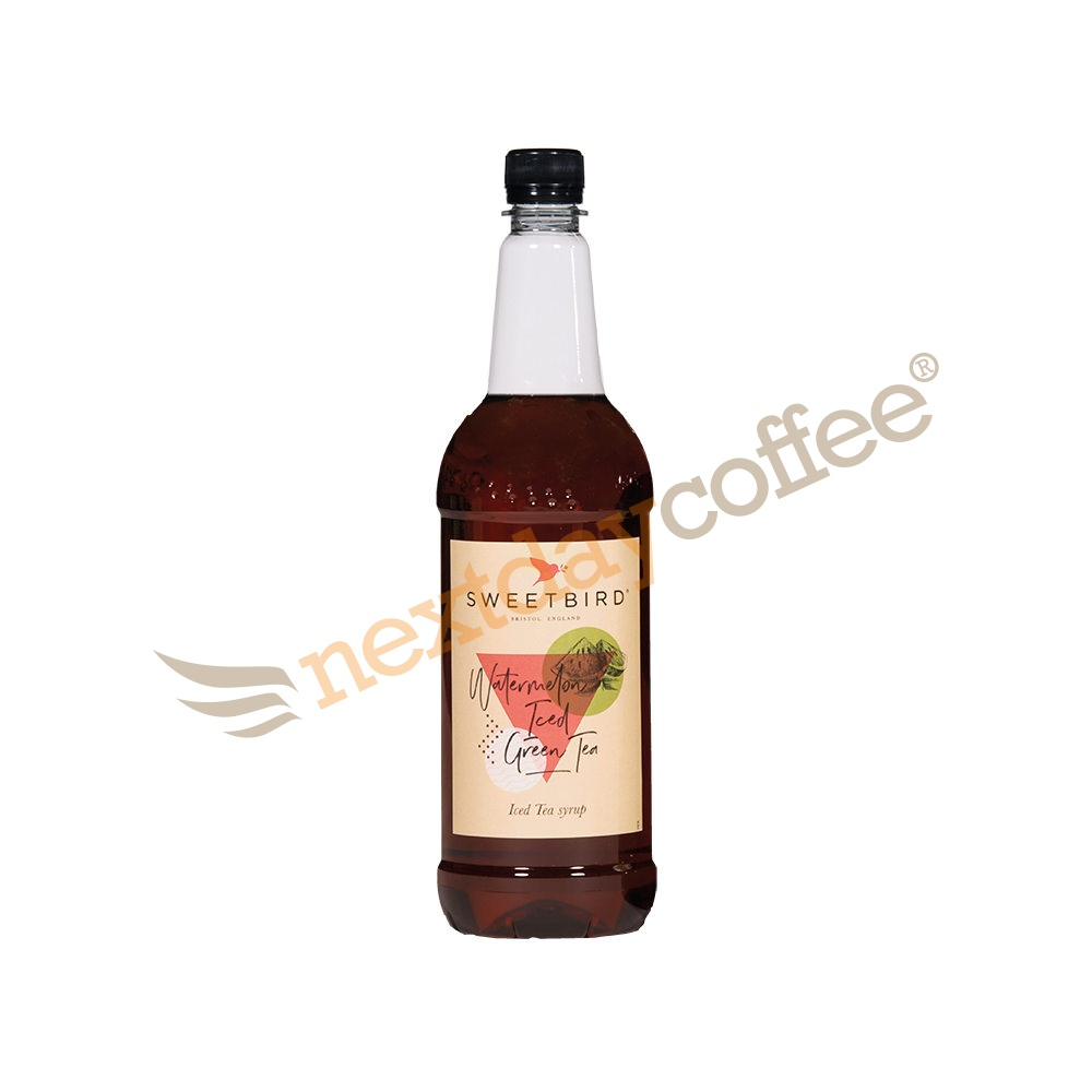 Sweetbird Watermelon Iced Green Tea (1 Litre)
