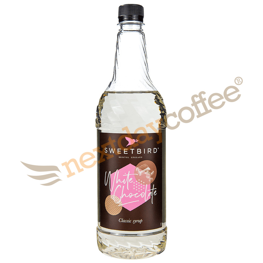 Sweetbird White Chocolate Syrup (1 Litre)