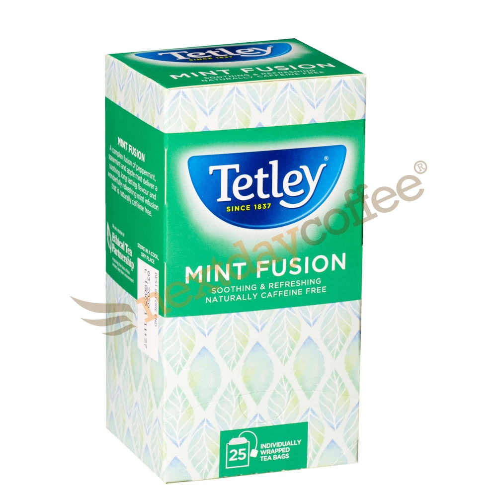 Tetley Mint Tea (25)
