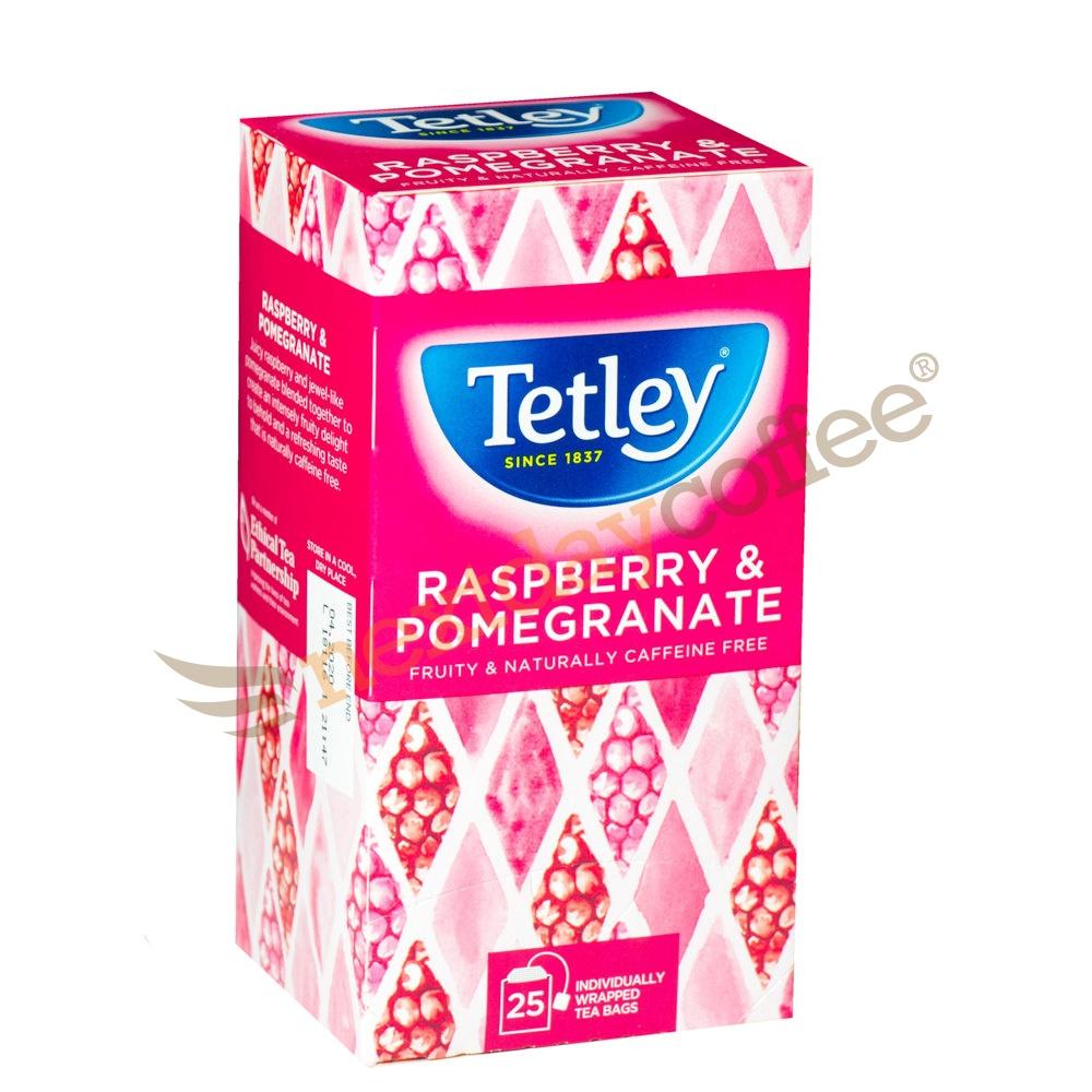 Tetley Raspberry & Pomegranate Tea (25)