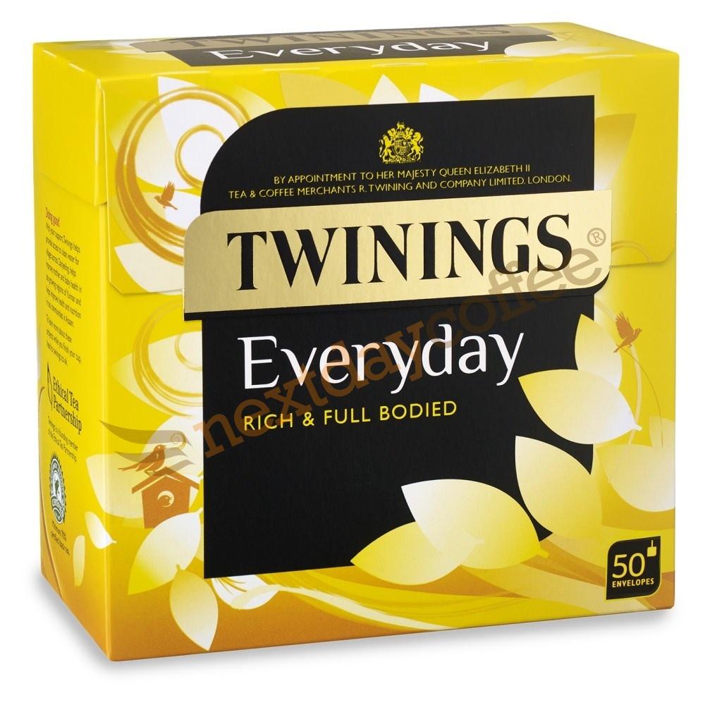 Twinings Everyday Envelope Tea (50)
