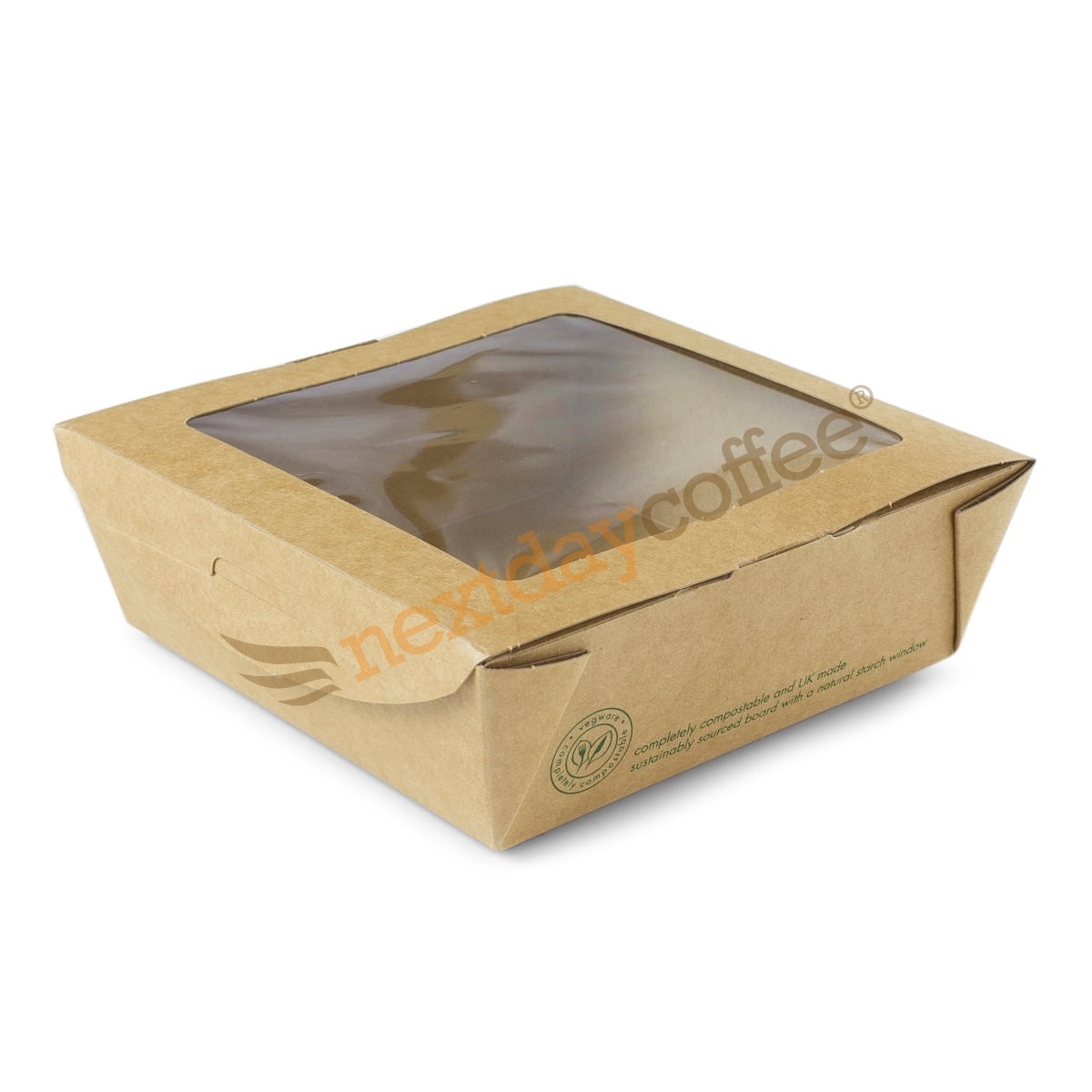 Vegware Compostable Salad Window Box (300)