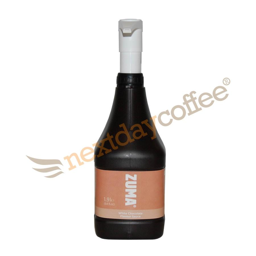 Zuma White Chocolate Sauce (1.9 Litre)